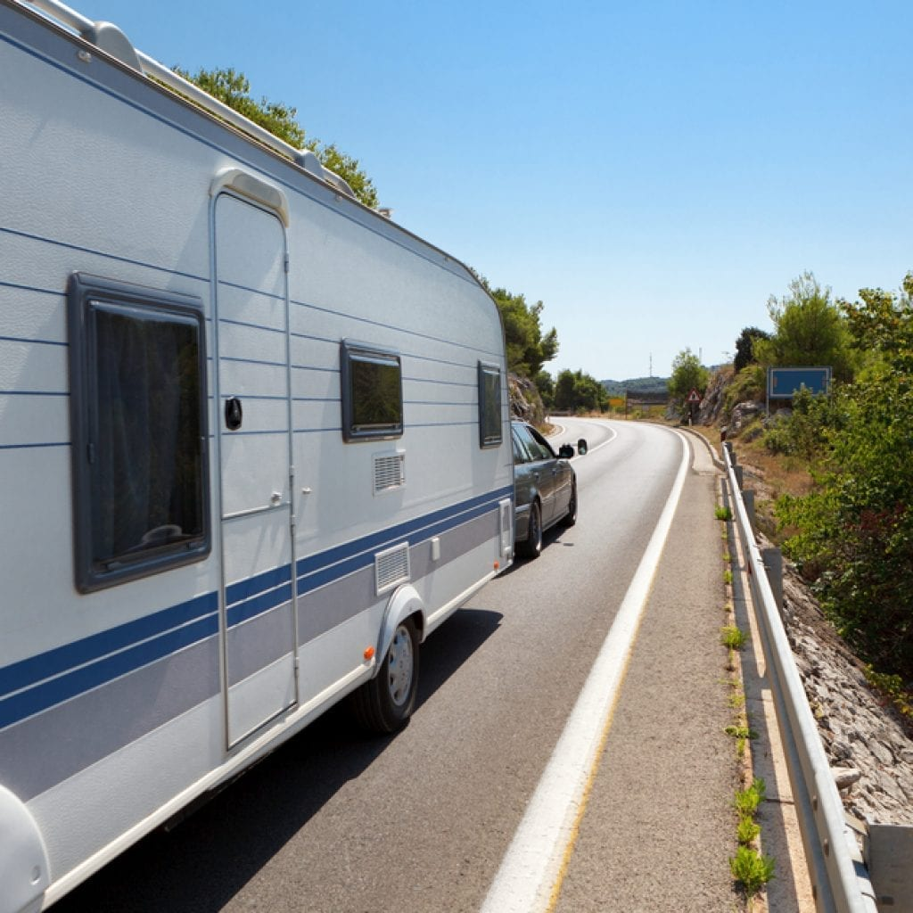 caravan warranty;insurance;gold coast; camper trailer;rv;lifestyle;leisure;camper;palm beach;queensland;finance;loan;camping;Caravan in the road